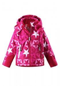 Dětská bunda Reima Kiddo Auriga  521368 cherry