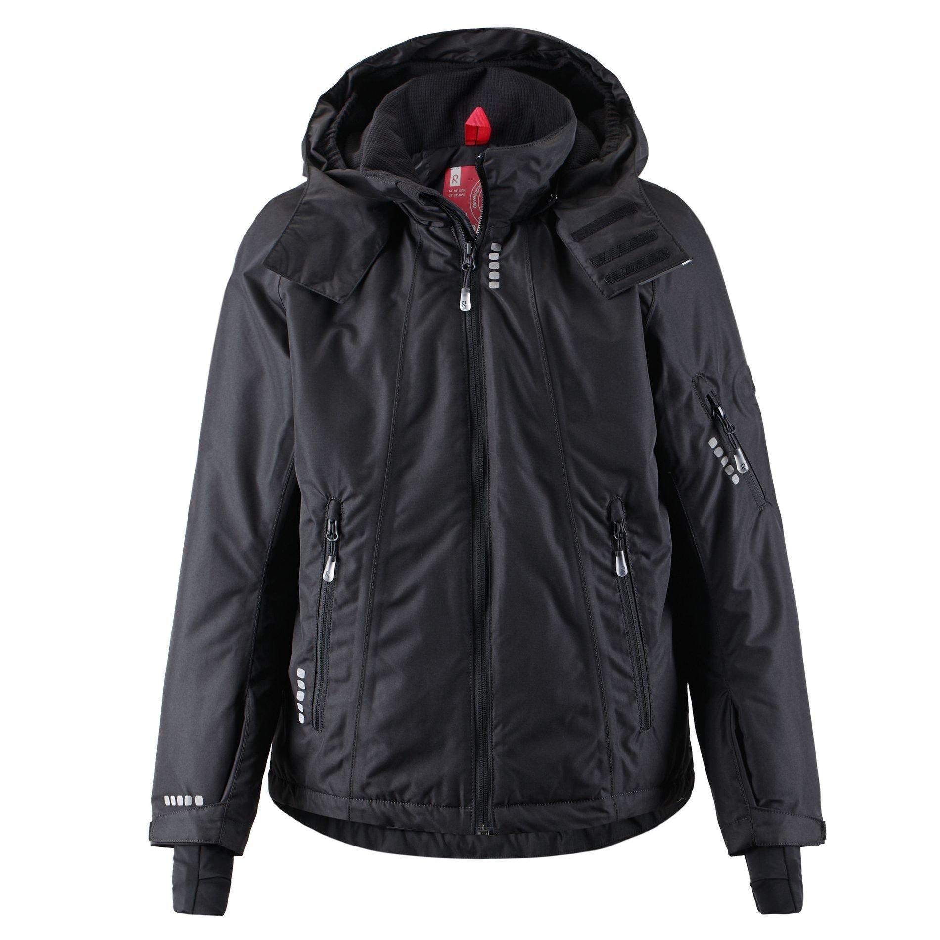 Dětská bunda Reima Shift 531095 black