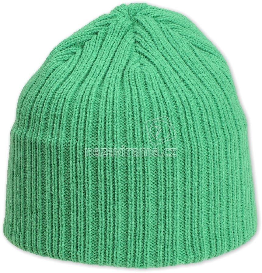 Dětská zimní čepice Pletex P302 zelená
