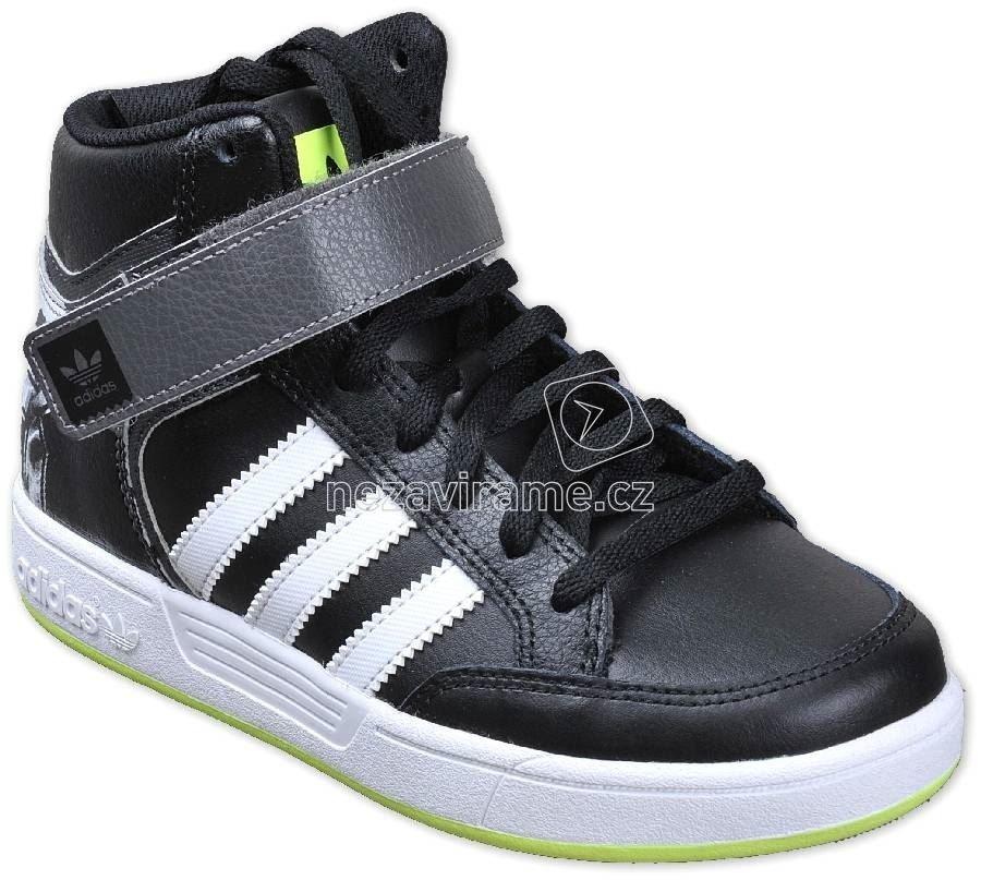Detské celoročné topánky Adidas C76982