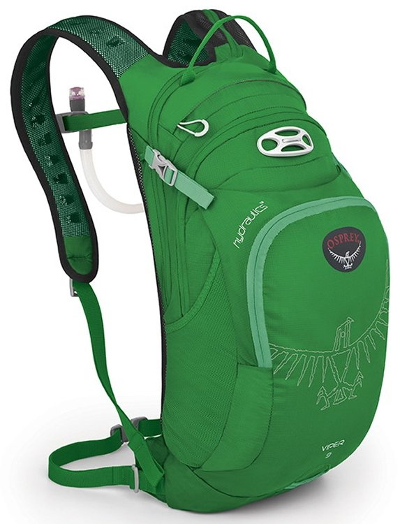 Batoh Osprey Viper 9 (Go Green)