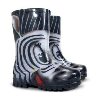 Gyerek gumicsizma Demar print zebra