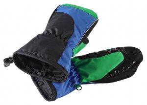 Dětské rukavice Reima 537011 Kammi blue