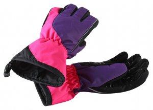 Dětské rukavice Reima 537012 Kalhu pink