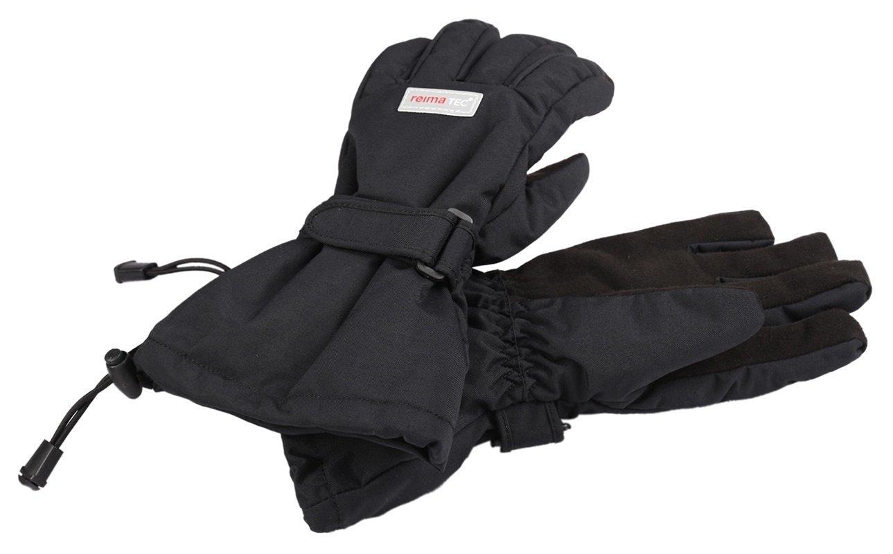 Detské rukavice Reima 527172 Kiito black