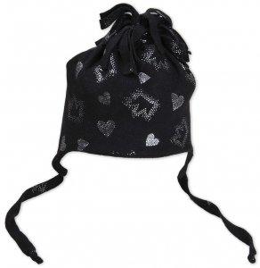 Dětská zimní čepice Rockino 1560 černá