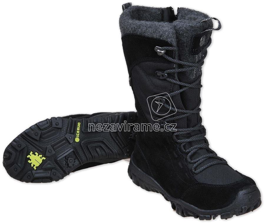 70bb968ceb6 Dámské zimní boty Icebug Diana-L black