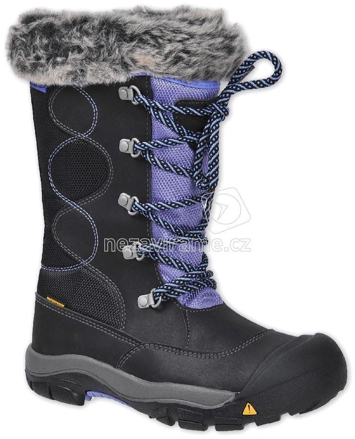 Dětské zimní boty Keen Kesley black periw.  6d1db0fac5