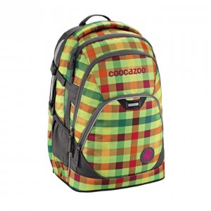Coocazoo EvverClevver2 129873 Hip To Be Square Green 49dd184d13