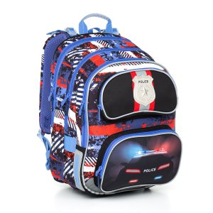 Školský batoh Topgal CHI 794 D - Blue