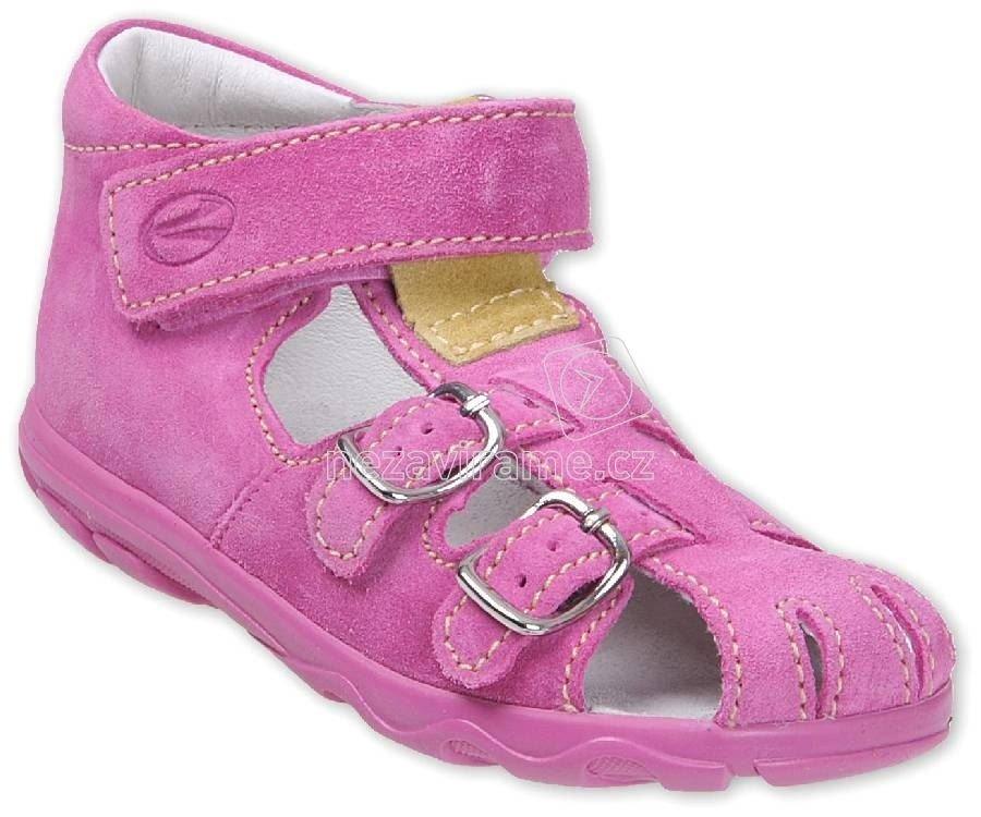 Dětské letní boty Richter 2102.731.3701 1caa79bf25