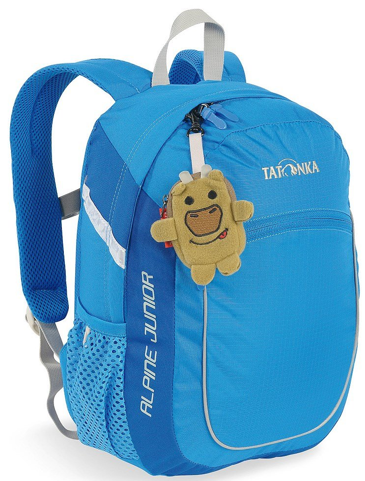Batoh Tatonka Alpine Junior (bright blue)