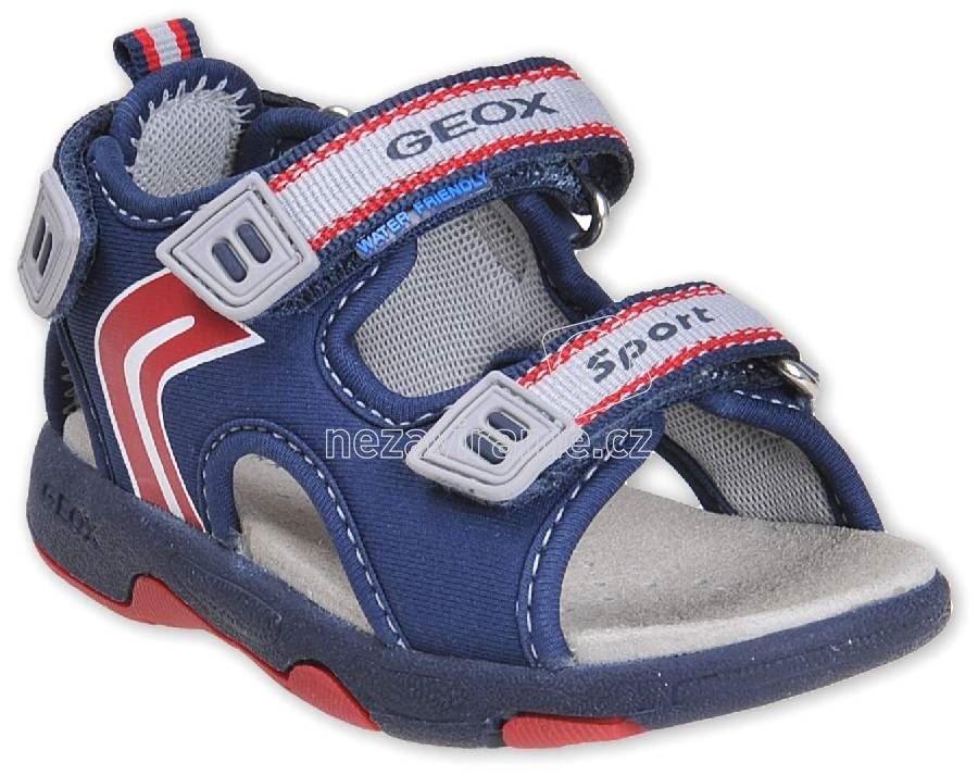 Dětské letní boty Geox B620FA 01550 C0735 641cadbe55