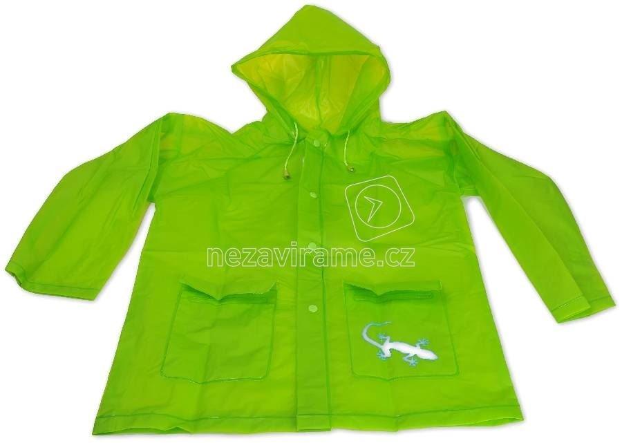 Pláštěnka Pidilidi PL45 zelená
