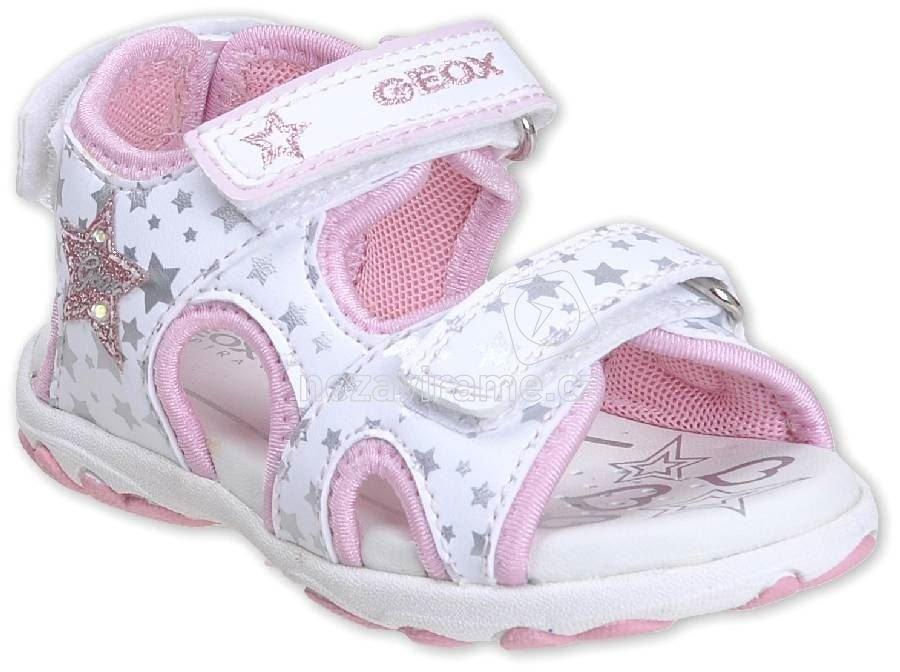 Dětské letní boty Geox B6290A 05415 C0406 13ef47965a