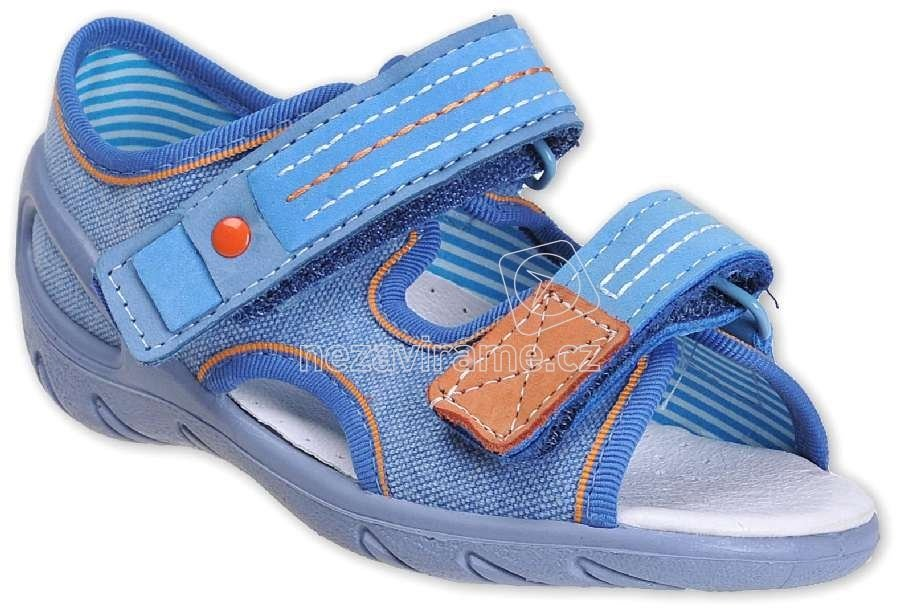 Otthoni gyerekcipő Befado 065 P 107
