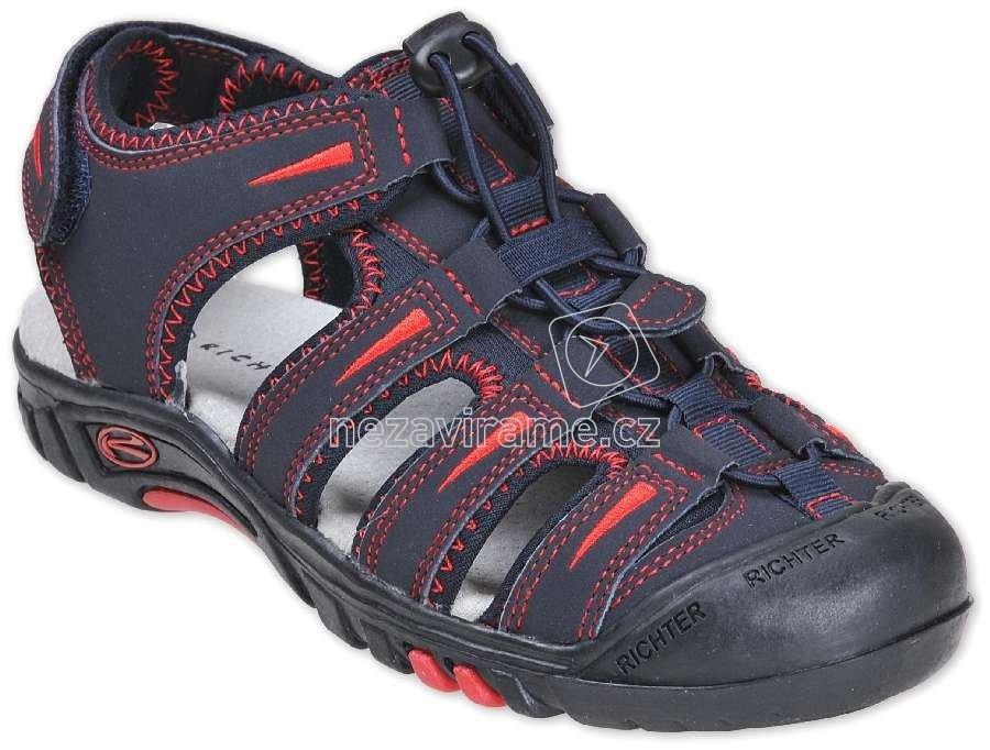 Dětské letní boty Richter 8201.731.7201 5cb3343a93