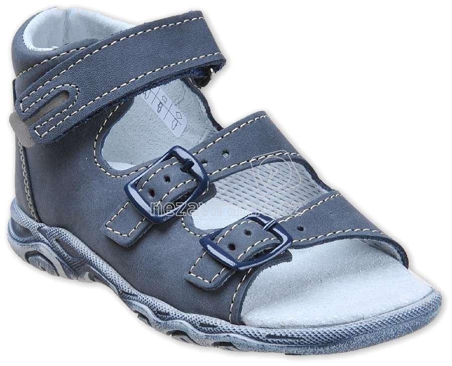 Dětské letní boty Boots4u T-213 modrá tm.2016 b0ad4aabfc