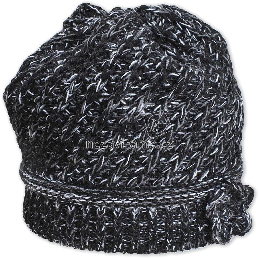 Detská zimná čapica Pletex P220 černá
