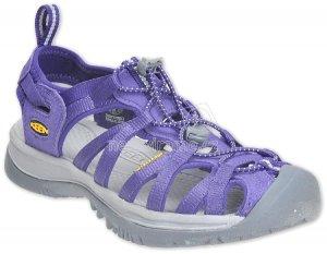 Dámské letní boty Keen Whisper W parachute/neutral gray