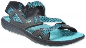 Dámské letní boty Keen Maupin W raven/lagoon