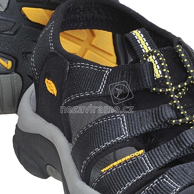 Pánské boty Keen Newport H2 Men black. img. Doprava zdarma. Skladem.    Předchozí 23553ef670