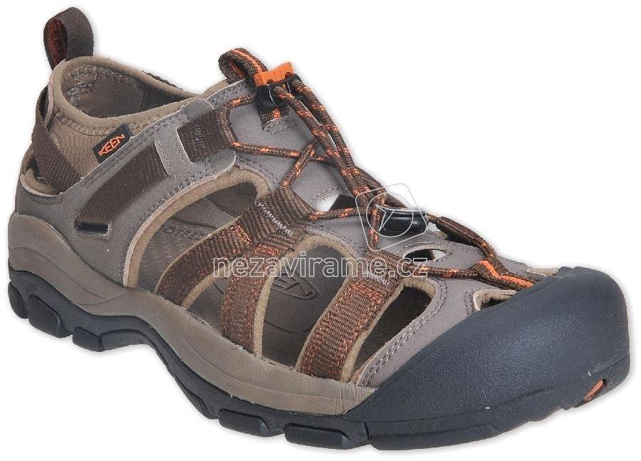 Pánské letní boty Keen Owyhee men slate black/rust