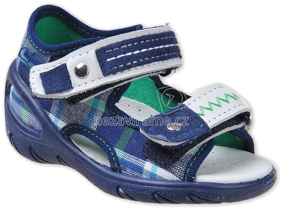 b98ac6a3c4f Domácí obuv Befado 065 P 068