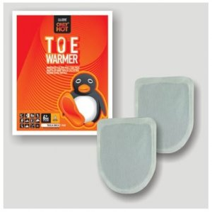 Toe  Warmer Only Hot - ohřívač  nohou