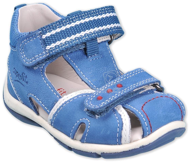 Dětské letní boty Superfit 2-00136-91 7ceee7504d