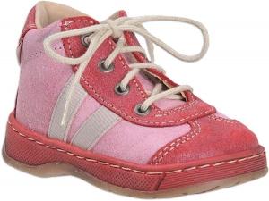 dcc7f894990aa Dětské celoroční boty Pegres 1401 růžová