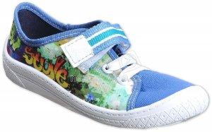 Gyerek tornacipő MB 4BT kék