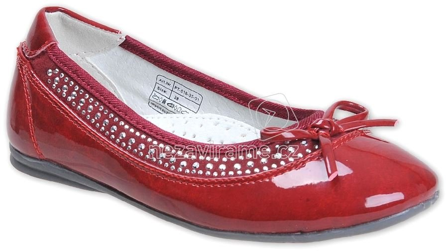 Detské topánky Peddy 518-35-01