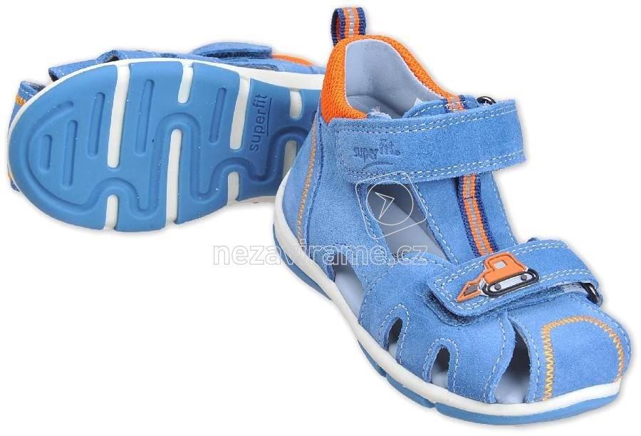 987e6d6a41d1 Dětské letní boty Superfit 4-00144-94