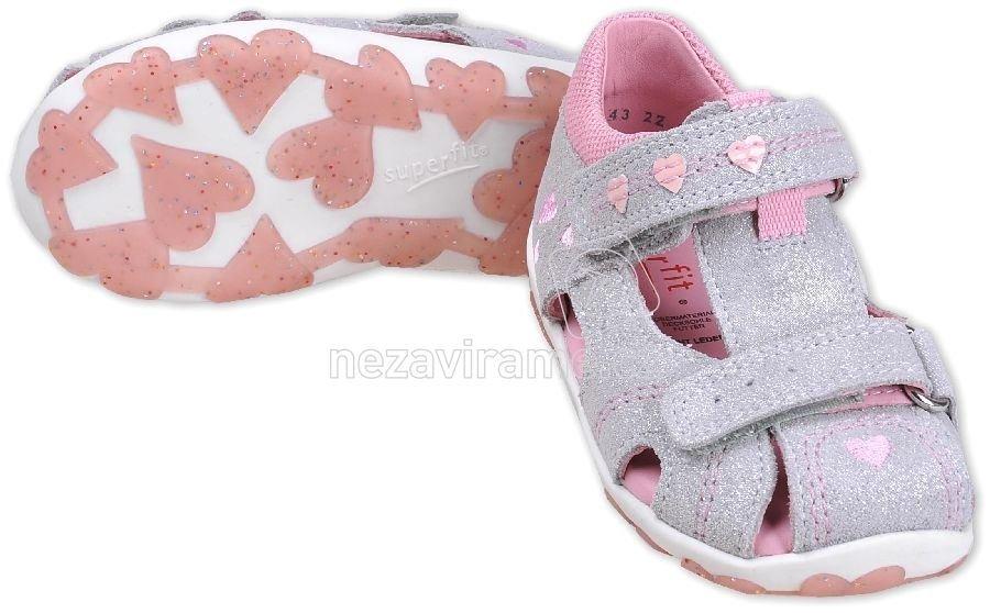 59227e31634 Dětské letní boty Superfit 4-00040-43