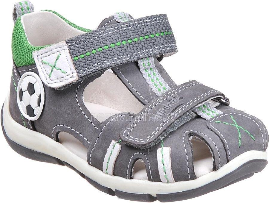 Detské letné topánky Superfit 4-00139-05 3bc47e513b