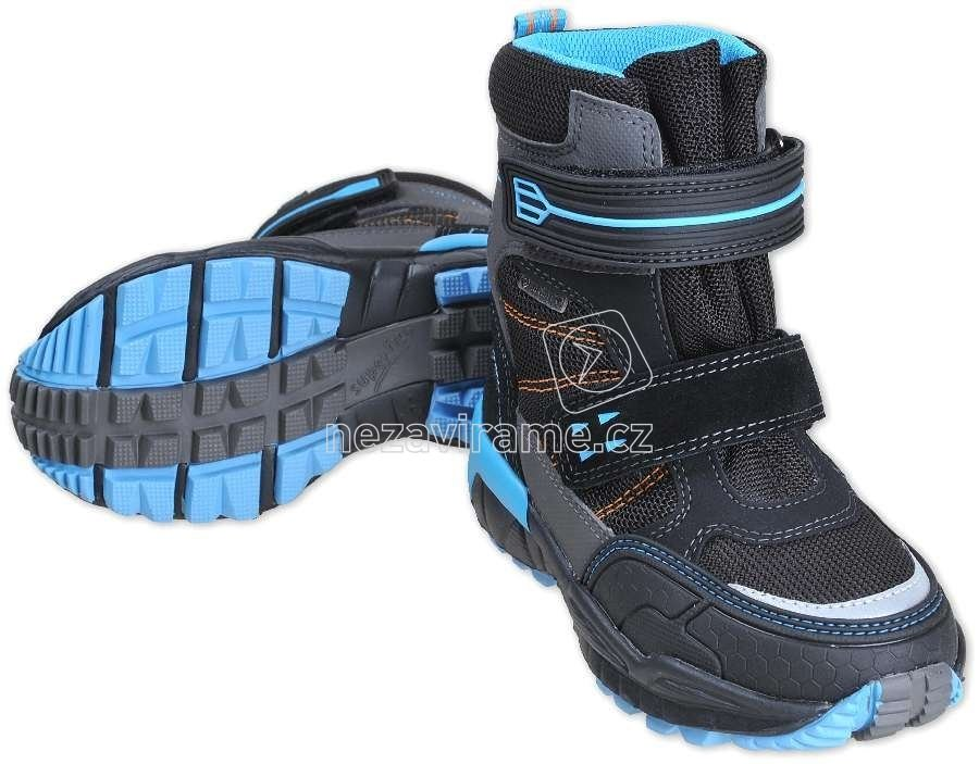 Dětské zimní boty Superfit 5-00162-06  460b42a3f9