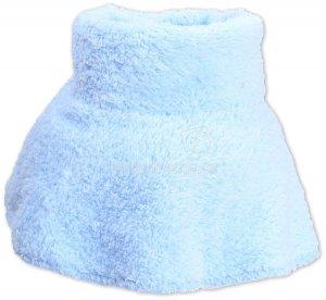 Detský zimný nákrčník Rockino 1608 modrá