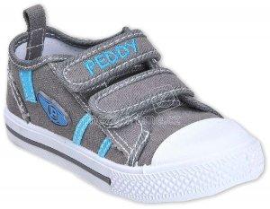 Gyerek tornacipő Peddy 601-22-12