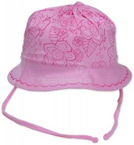 Dětská letní čepice Radetex 7415-1