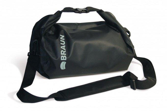 Vodotěsný vak Braun Splash, černý 21044100