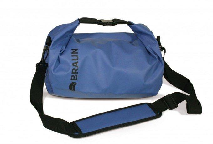 Vodotěsný vak Braun Splash, modrý 21044400