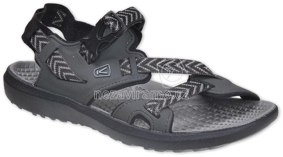 Pánské letní boty Keen Maupin M raven/gargoyle