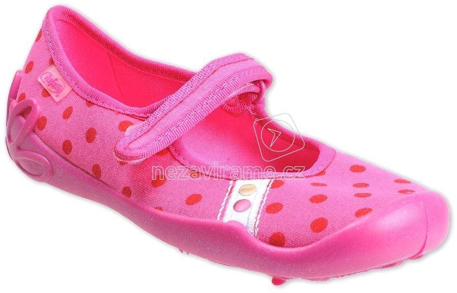 f61b339ce2 Detská domáca obuv Befado 114 Y 139