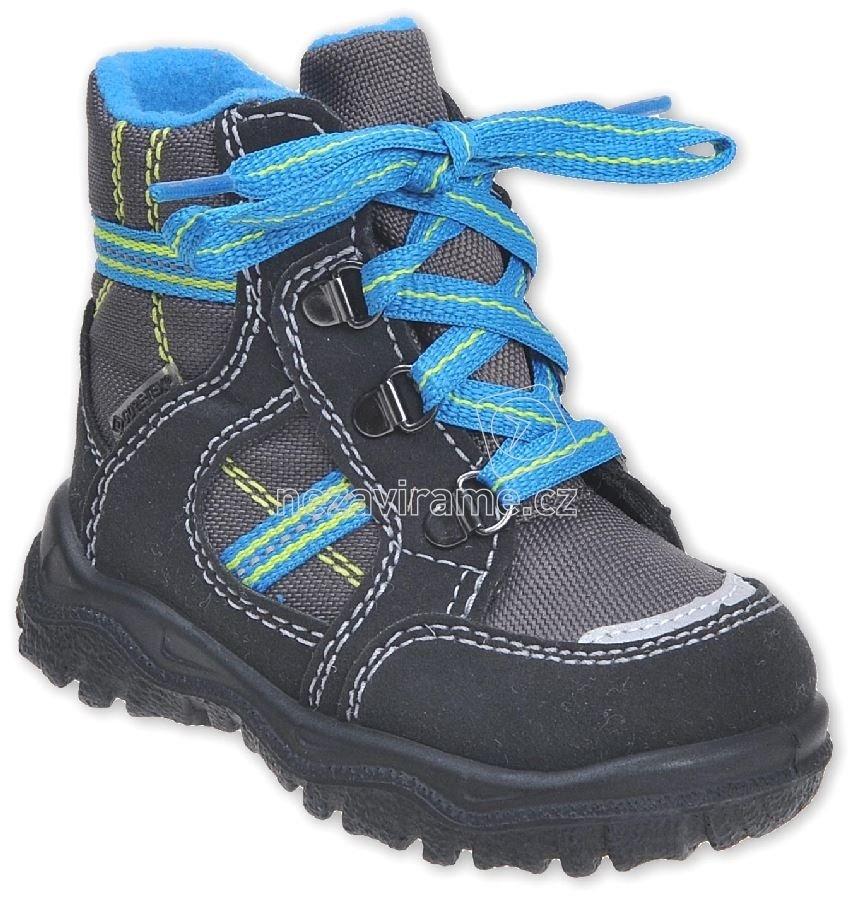Dětské zimní boty Superfit 7-00042-02 eb63dc92a5