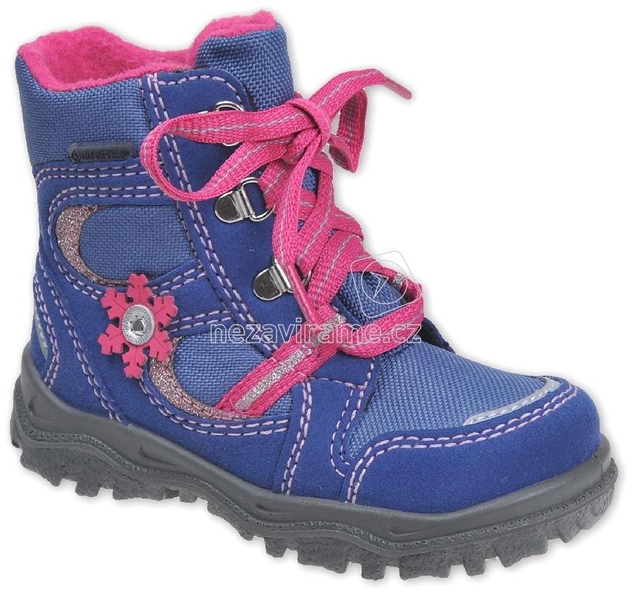 f7e63448753 Dětské zimní boty Superfit 7-00048-87
