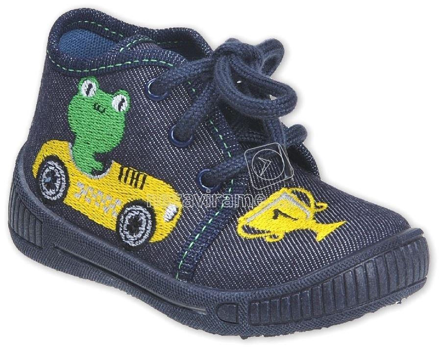 18d017e2b2c Dětské boty na doma Superfit 7-00250-81