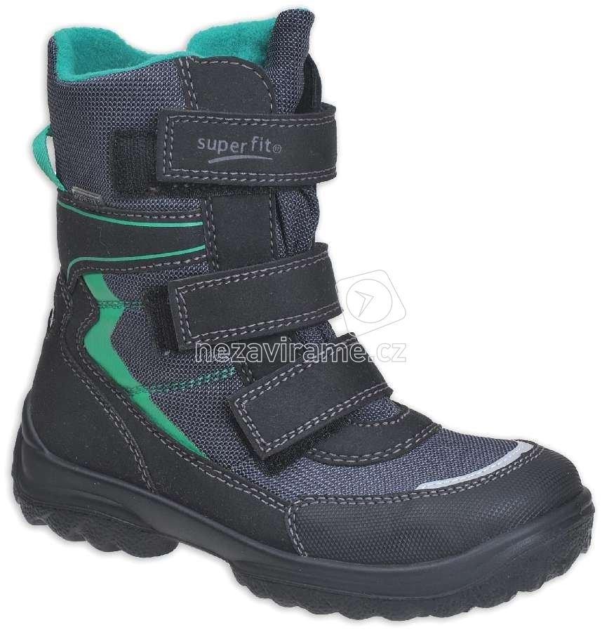 Dětské zimní boty Superfit 7-00022-00 4e2135f7be