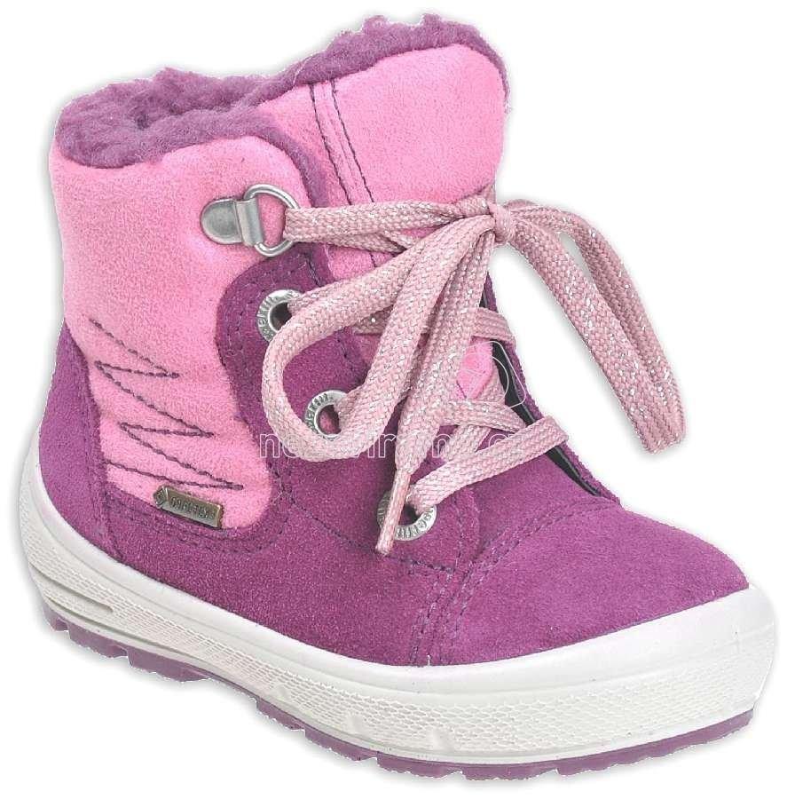 Dětské zimní boty Superfit 7-00310-41  2659146763