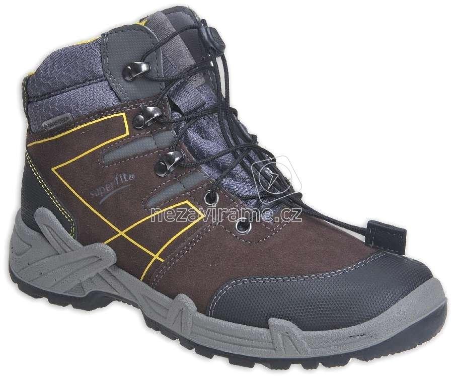 Dětské zimní boty Superfit 7-00400-11  2bfe350da69